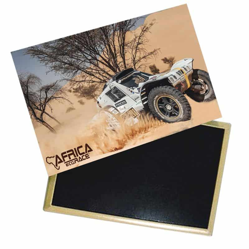 Magnet Voiture  Africa Race