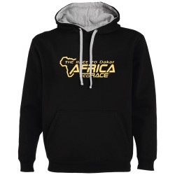 Sweat logo Africa Race noir